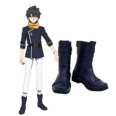 【FGO ブーツ 】Fate/Grand Order  絶対魔獣戦線バビロニア 藤丸立香(ふじまる りつか)    風 コスプレ靴