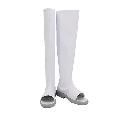 【炎炎ノ消防隊 ブーツ 】アイリス  風 コスプレ靴