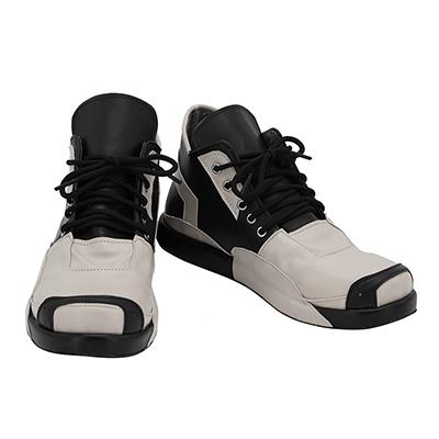 【ヒプノシスマイク ブーツ 】観音坂独歩(かんのんざか どっぽ) 新衣装       風 コスプレ靴