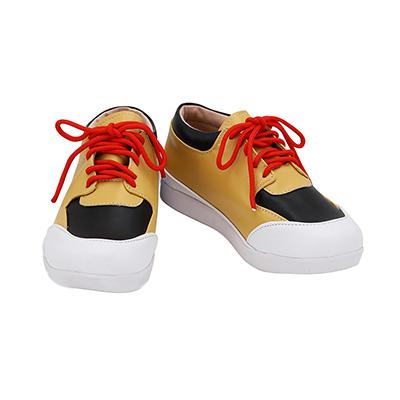 【ヒプノシスマイク ブーツ 】飴村乱数(あめむら らむだ) 新衣装       風 コスプレ靴