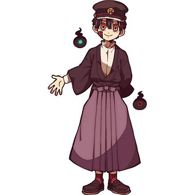 ◆5点限定・予約商品◆ 地縛少年花子くん  柚木普(ゆぎ あまね) コスプレ衣装