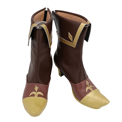 【プリンセスコネクト ブーツ 】Re:Dive  プリコネ  キャル  風 コスプレ靴