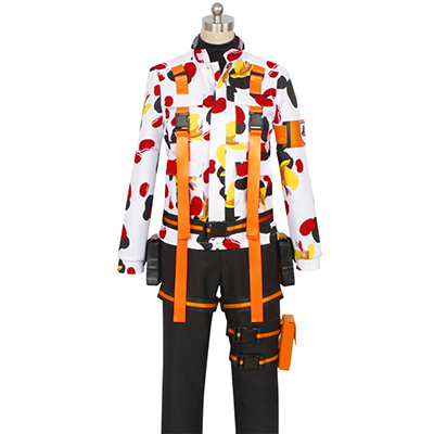 【ツイステ 衣装】ディズニー ツイステッドワンダーランド  ビーンズ・カモ    ジェイド・リーチ  コスプレ衣装