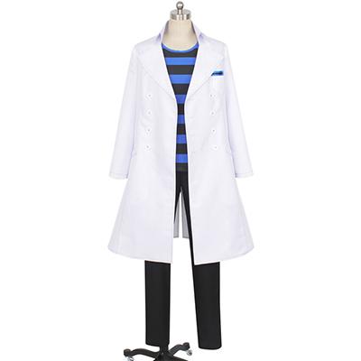 【ツイステ 衣装】ディズニー ツイステッドワンダーランド 実験着 イデア・シュラウド  コスプレ衣装