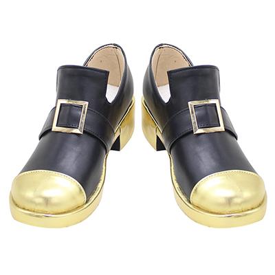 【あんスタ ブーツ】あんさんぶるスターズ!   桜河こはく (おうかわこはく)  風 コスプレ靴
