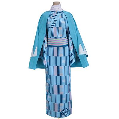 【刀剣乱舞 衣装】大江戸温泉  大和守安定(やまとのかみ やすさだ)   風 コスプレ衣装