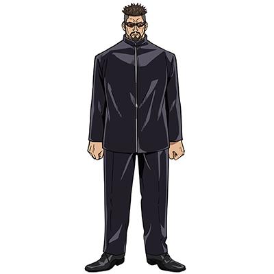 ◆5点限定・予約商品◆ 呪術廻戦  アニメ版  夜蛾正道(やが まさみち) コスプレ衣装
