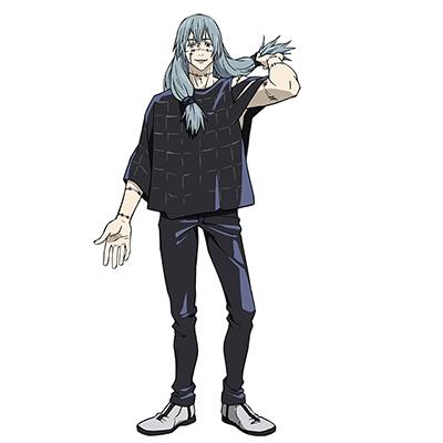 ◆5点限定・予約商品◆ 呪術廻戦  アニメ版  真人(まひと) コスプレ衣装