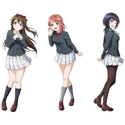 ◆10点限定・予約商品◆ ラブライブ! love live   虹ヶ咲学園スクールアイドル同好会  全員 コスプレ衣装が予約開始!