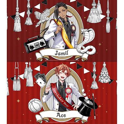 ◆10点限定・予約商品◆ ディズニー ツイステッドワンダーランド(ツイステ)  おめかしバースデー   全員  コスプレ衣装