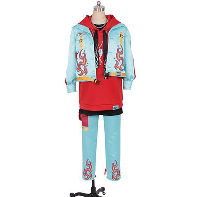 【Paradox Live 衣装】パラドックスライブ パラライ BAE 朱雀野アレン(すがさの あれん) SUZAKU   風 コスプレ衣装