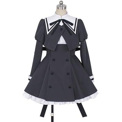 【アサルトリリィ 衣装】BOUQUET  一柳梨璃  コスプレ衣装