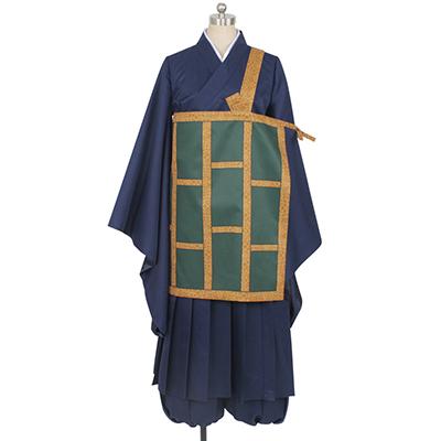 ◆即納品◆ 【呪術廻戦 衣装】アニメ版  夏油傑(げとう すぐる)  風 コスプレ衣装