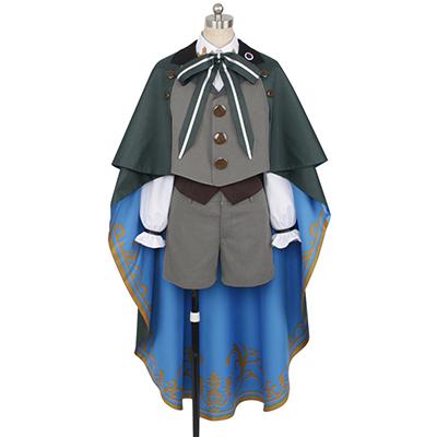 【魔法使いの約束 衣装】まほやく 北の国 スノウ  ホワイト  風 コスプレ衣装