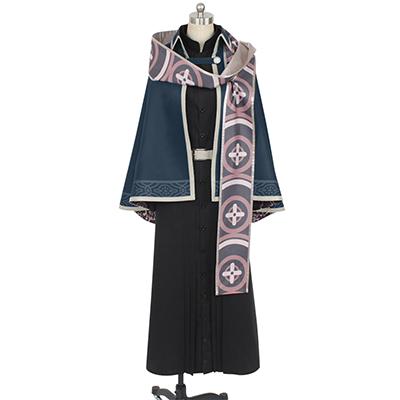 【魔法使いの約束 衣装】まほやく  東の国  ファウスト  コスプレ衣装