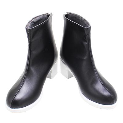 【呪術廻戦 ブーツ 】五条悟(ごじょう さとる)    風 コスプレ靴