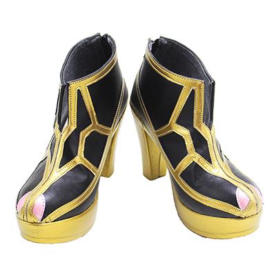【FGO ブーツ 】Fate/Grand Order fate  マーリン(プロトタイプ)合皮 ゴム底 コスプレ靴