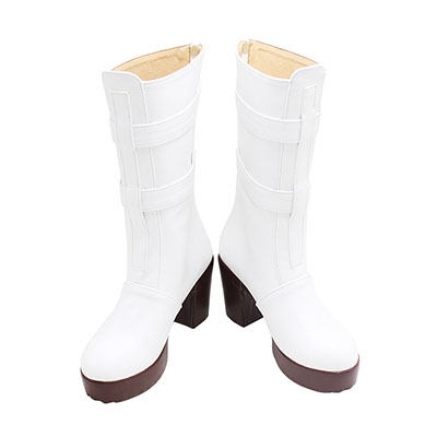 【魔法使いの約束 ブーツ】まほやく 東の国  ヒースクリフ    風 コスプレ靴