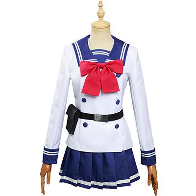 天空侵犯  本城遊理(ほんじょう ゆり) 風 コスプレ衣装