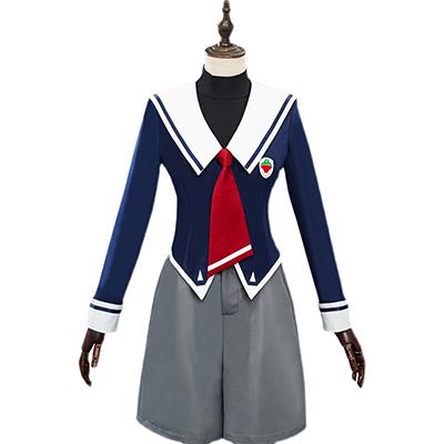 【SK 衣装】エスケーエイト MIYA(ミヤ) 知念実也  制服 コスプレ衣装