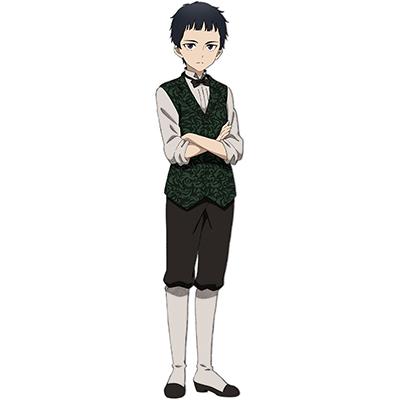 ◆予約◆ シャドーハウス  ショーン風  リッキー風  コスプレ衣装