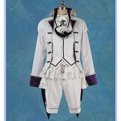 【魔法使いの約束 衣装】まほやく 北の国   ホワイト  風 一周年 コスプレ衣装