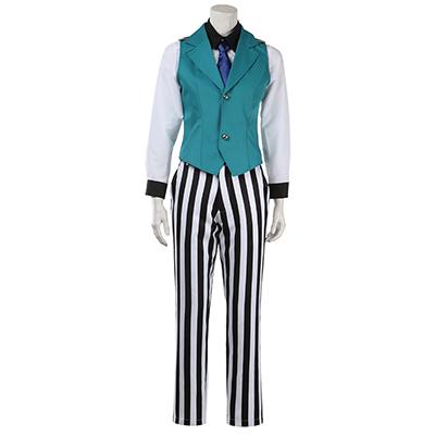 ◆5点限定・予約商品◆ 美少年探偵団  双頭院学(そうとういん まなぶ)風 コスプレ衣装