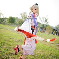 刀剣乱舞 短刀男士 今剣(いまのつるぎ) 風 コスプレ衣装