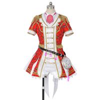 アイドルマスターシンデレラガールズ スターライトステージ 1周年記念 島村卯月  風 コスプレ衣装