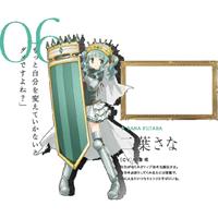 マギアレコード 魔法少女まどか☆マギカ外伝 二葉さな(ふたば さな) コスプレ衣装