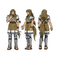 【FGO 衣装】Fate/Apocrypha   黒のアーチャー  ケイローン  コスプレ衣装