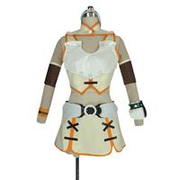神撃のバハムートGENESIS     ニナ     コスプレ衣装