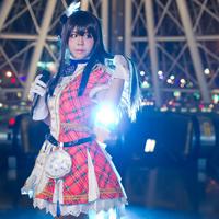 アイドルマスターシンデレラガールズ スターライトステージ 1周年記念 渋谷凛(しぶや りん)  風 コスプレ衣装