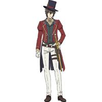 Code:Realize 〜創世の姫君〜   アルセーヌ・ルパン    コスプレ衣装