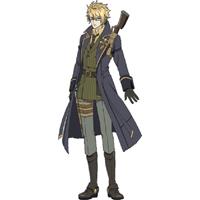 Code:Realize 〜創世の姫君〜   エイブラハム・ヴァン・ヘルシング    コスプレ衣装