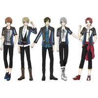 TSUKIPRO THE ANIMATION   SOARA/ ソアラ 全員  コスプレ衣装 予約開始!