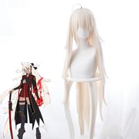 Fate/Grand Order Saber/沖田総司(おきた そうじ ) Alter コスプレウィッグ