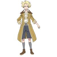 天狼 Sirius the Jaeger(シリウス)   フィリップ   コスプレ衣装