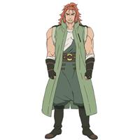 天狼 Sirius the Jaeger(シリウス)   ファロン   コスプレ衣装
