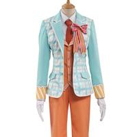 うたの☆プリンスさまっ♪ Shining Live  Sweet Cafe   黒崎蘭丸(くろさきらんまる)  風 コスプレ衣装