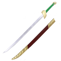 転生したらスライムだった件   井沢静江 (いざわしずえ)  剣+鞘  コスプレ道具
