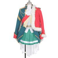 【少女歌劇 衣装】レヴュー・スタァライト   露崎まひる(つゆざきまひる)   風 コスプレ衣装