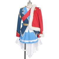【少女歌劇 衣装】レヴュー・スタァライト  星見純那(ほしみじゅんな)   風 コスプレ衣装