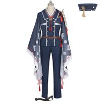 【刀剣乱舞 衣装】白山吉光(はくさんよしみつ) コスプレ衣装
