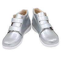 【ヒプノシスマイク ブーツ 】山田三郎(やまだ さぶろう) 合皮 ゴム底 コスプレ靴  コスプレブーツ