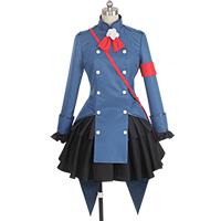 【Fate/Grand Order 衣装】FGO  第2再臨  司馬懿(ライネス) コスプレ衣装