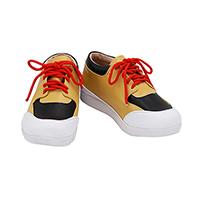 【ヒプノシスマイク ブーツ 】飴村乱数(あめむら らむだ) 新衣装  合皮  ゴム底  コスプレ靴