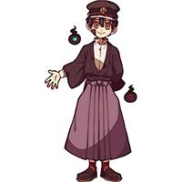 地縛少年花子くん  柚木普(ゆぎ あまね) コスプレ衣装