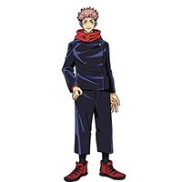 呪術廻戦   虎杖悠仁(いたどり ゆうじ)  コスプレ衣装
