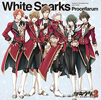 ツキウタ。 Procellarum White Sparks 全員 コスプレ衣装